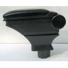 Подлокотник (черный, виниловый) для Nissan Tiida 2007-2013 (HODY, HODY-TII-BL)
