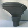 Подлокотник (серый, виниловый) для Hyundai Accent 2006-2011 (HODY, HODY-ACC-GR)