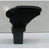 Подлокотник (черный, виниловый) для Hyundai Solaris 2010+ (HODY, HODY-SOL-BL)