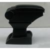 Подлокотник (черный, виниловый) для Ford Fiesta (Mk7) 2008+ (HODY, HODY-FIESTA-BL)