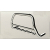 Защита передняя низкая с клыками D60 для GREAT WALL Hover 2006-2012 (Can Otomotiv, GWHR.06.TNFRSG)