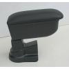 Подлокотник (черный, виниловый) для Seat Ibiza (Mk4) 2008+ (Botec, 64440KL)