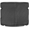Коврик в багажник (полиуретан) для Chevrolet Cruze HB 2012+ (LLocker, 107100201)