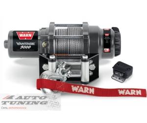 Лебедка электрическая Vantage 3000 (WARN, 91030)