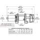 Лебедка электрическая Provantage 2500 (WARN, 91025)