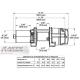 Лебедка электрическая Provantage 2500-S (WARN, 91026)