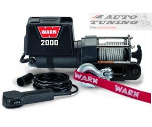 Лебедка электрическая Works 2000 (WARN, 92000)