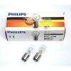Авто-лампы P21/5W 12V 21/5W BAY15D (ДВУХНИТ) 1 шт. (Philips, PS 12499 CP)