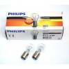 АВТО-ЛАМПЫ P21W 12V 21W BA15S (ОДНОНИТ) 2 ШТ. (PHILIPS, PS 12498 B2)