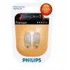 Авто-лампы W3W 12V 3W W2.1X9.5D T10 1 шт. (Philips, PS 12256 CP)