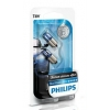 АВТО-ЛАМПЫ T4W 12V 4W BA9S T8,5X24,5 BLUEVISION 2 ШТ. (PHILIPS, PS 12929 BV B2)