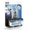 АВТО-ЛАМПЫ H1 12V 55W P14,5S BLUEVISION 1 ШТ. (PHILIPS, PS 12258 BVU B1)