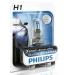 АВТО-ЛАМПЫ H1 12V 55W P14,5S BLUEVISION 1 ШТ. (PHILIPS, PS 12258 BVU B1)