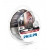 АВТО-ЛАМПЫ  H1 12V 55W P14.5S VISIONPLUS 2 ШТ. (PHILIPS, PS 12258 VP S2)