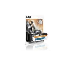 Авто-лампы HB4 12V 51W P22D PREMIUM 1 шт. (Philips, PS 9006 PR B1)