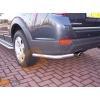 Защита передняя низкая с клыками D60 для OPEL Combo 2001-2011 (Can Otomotiv, OPCO.01.TNFRSG)