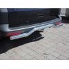 Защита задняя труба изогнутая D70 для SSANG YONG Kayron 2006+ (Can Otomotiv, SYKA.06.TBRBG7)