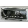 Передняя альтернативная оптика для Volkswagen Passat (B4) 1993-1996 (JUNYAN, HU256E-00-1-E-01)
