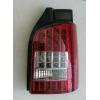 Задняя светодиодная оптика (задние фонари) для Volkswagen T5 2003-2015 (JUNYAN, altezza-T5-red)