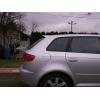 Задний спойлер (Бленда) для  Audi A3 (8P) 2003-2011 (DT,  13013)