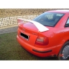 Задний спойлер для Audi A4 (B5) 1994-2000 (DT, 02357)