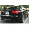 Задний спойлер (Cабля) для Audi A4 (B7) 2005-2007 (DT, 22122)
