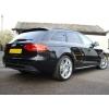 Задний спойлер (Бленда) для Audi A4 (B8) 2008+ (DT, 48005)