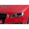 Реснички для Audi A5 (8T) 2007+ (DT, CSR-SB052)