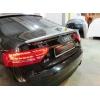 Задний спойлер (Cабля) для Audi A5 (8T) Coupe 2007+ (DT,  13147)