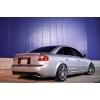 Задний спойлер (Бленда) для Audi A6 (C5) 1997-2001 (DT, 00299)