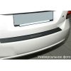 Накладка с загибом на задний бампер (карбон) для Peugeot 208 2013+ (NataNiko, Z-PE07+k)