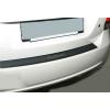Накладка с загибом на задний бампер (карбон) для Subaru XV 2011+ (NataNiko, Z-SB14+k)