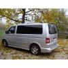 Аэродинамическая накладка на задний бампер (2 шт.) для VW T5 2003+ (DT, 13129)