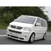 Аэродинамическая накладка на передний бампер для VW T5 2003+ (DT, 09148)
