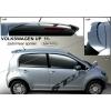Спойлер заднего стекла (Бленда)  для Volkswagen Up 2011+ (DT, WCI1L)