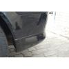 Аэродинамическая накладка на задний бампер (2 шт.) для VOLKSWAGEN Golf IV 1997-2003 (DT, 13106)
