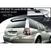 Задний спойлер для Volkswagen Golf IV Сombi 1999-2006 (DT, WG1L)