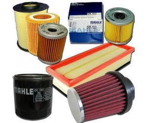 Комплект фильтров MAHLE для TO Chevrolet Aveo 2006-2011 (TO.CH.AV.01)