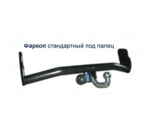 Тягово-сцепное устройство (фаркоп) для MG 5 HB 2012+ (Poligonavto, FX)