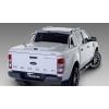 """Пластиковая крышка """"GALAXY"""" под оригинальные трубы для Ford Rranger T6 2014+ (Aeroklas, GALAXY)"""