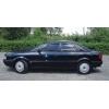 Дефлекторы окон для Audi 80 (B3/B4) SD 1986-1995 (COBRA, A10986)