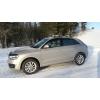 Дефлекторы окон для Audi Q3 (5D) 2011+ (COBRA, A11711)
