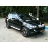 ДЕФЛЕКТОРЫ ОКОН ДЛЯ BMW X5 (E53) 2000-2006 (COBRA, B20200)