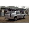 Дефлекторы окон для Cadillac SRX 2004-2010 (COBRA, C10104)