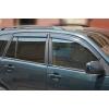 Дефлекторы окон для Chery Tiggo 2005+ (COBRA, C20505)