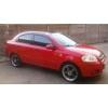 Дефлекторы окон для Chevrolet Aveo/ЗАЗ Vida SD 2006+ (COBRA, C30306)