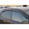 Дефлекторы окон для Chevrolet Lacetti HB 2003+ (COBRA, C30603)