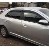 Дефлекторы окон для Chevrolet Cobalt 2012+ (COBRA, C32512)