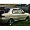 Дефлекторы окон для Fiat Albea 2006+ (COBRA, F20107)