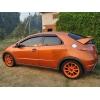 Дефлекторы окон для Honda Civic VIII (5D) HB 2006-2012 (COBRA, H10306)